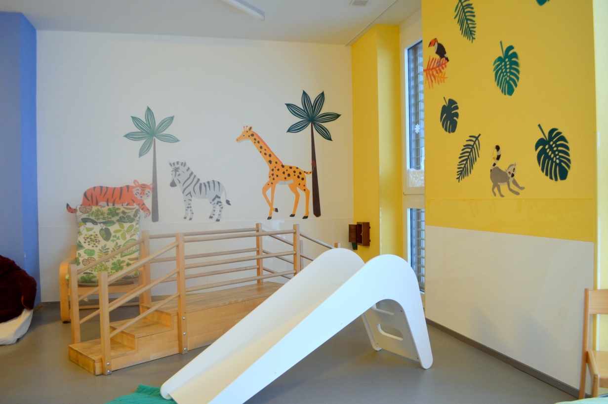 Montessori House of Kids - Nido Classroom