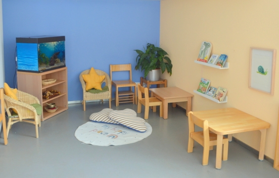 Montessori House of Kids - Toddler classroom