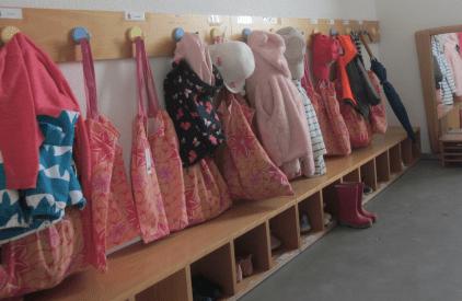 Montessori House of Kids - Toddler classroom